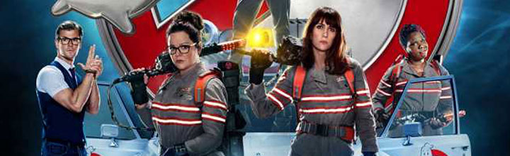 Ghostbusters (2016) – Film Review