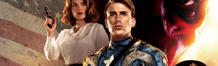 Captain America: The First Avenger – Film Review