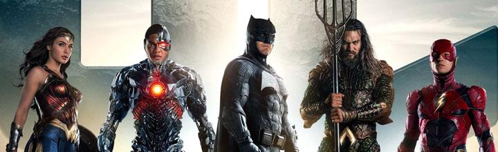 Justice League  – Film Review