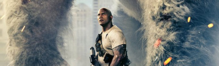 Rampage – Film Review